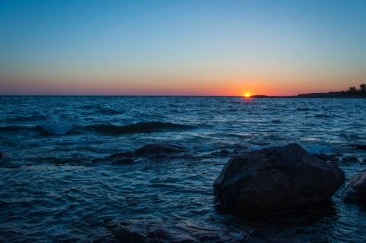 Soluppgång Örskär