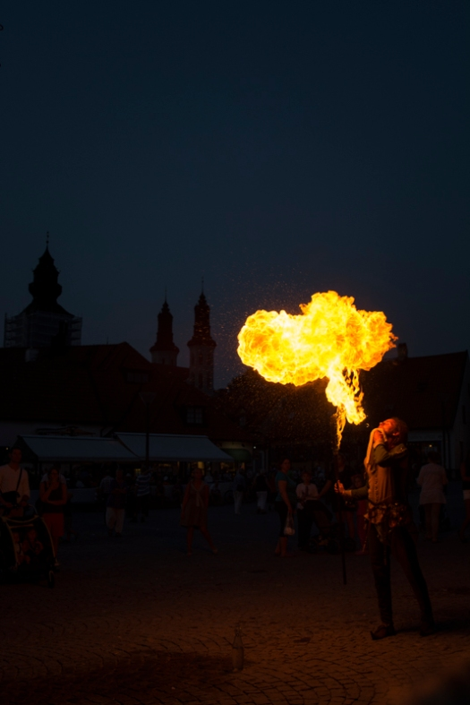 Folk fä och flammor